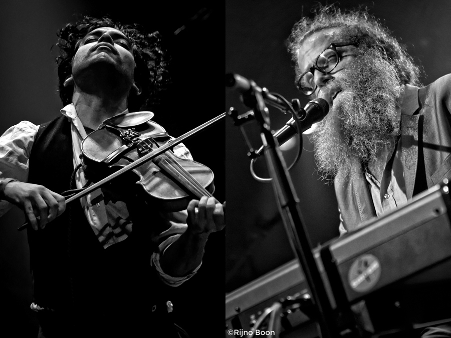 Ben Caplan & The Casual Smokers, Luxor Live, 17-12-2015
