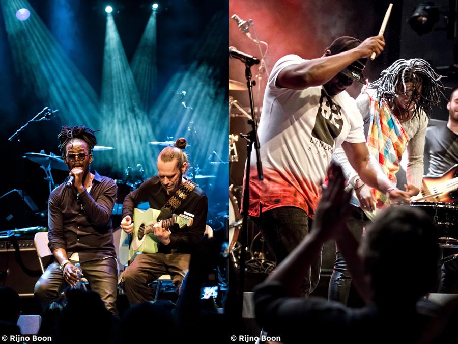 Kenny B, Luxor Live, 10-12-2015