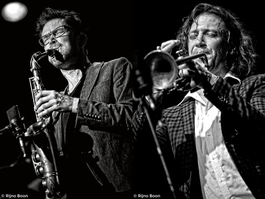 New Rotterdam Jazz Orchestra ft. Kypski, Luxor Live, 29-01-2016