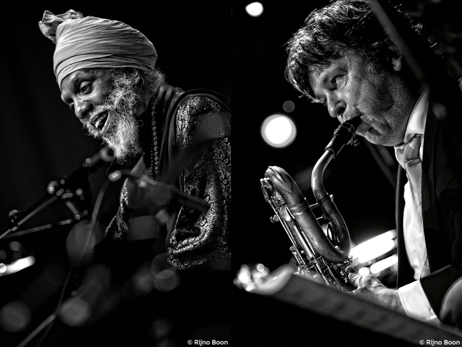 Dr.Lonnie Smith & Jazz Orchestra of the Concertgebouw ft. Sarah Jane, Luxor Live 15-04-2016