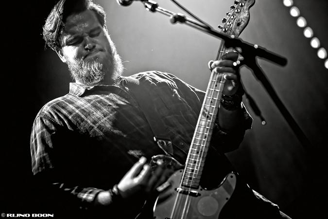 Dave Vermeulen & Voltage, Paaspop 2016