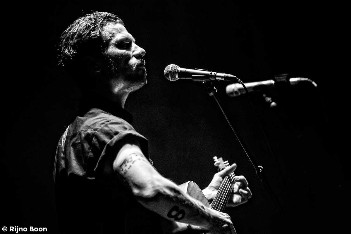 Robin Borneman, Luxor Live 16-02-2018