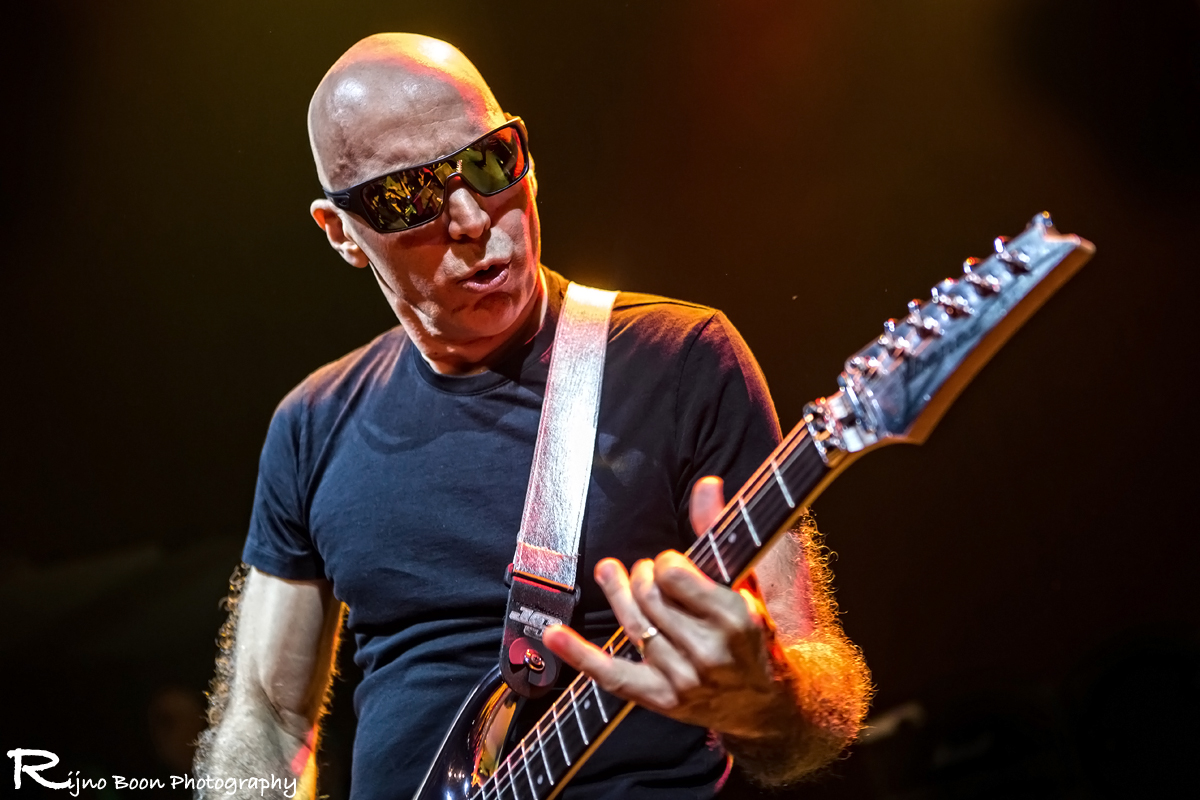 Joe Satriani-SENA Guitar Awards 2018