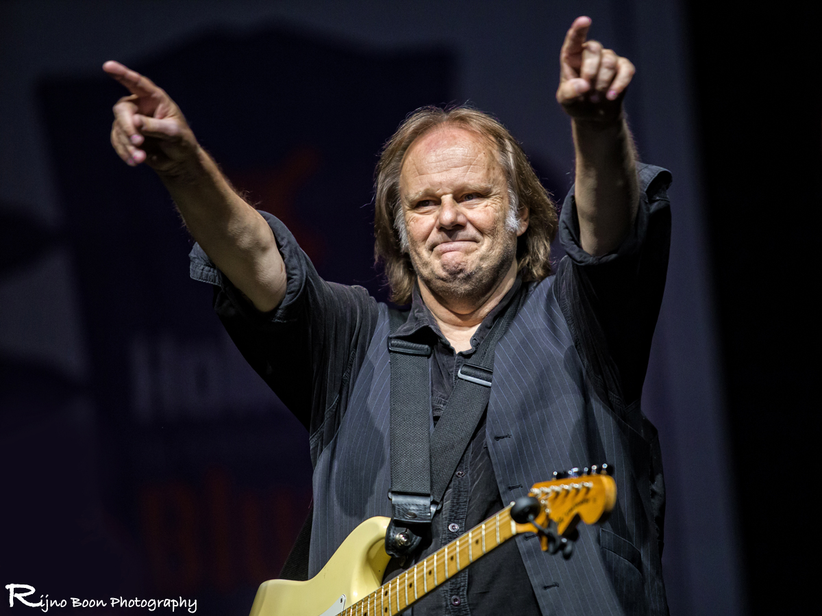 Walter Trout-Holland International Blues Festival
