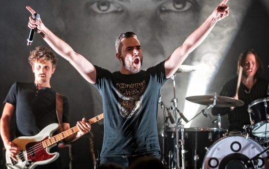 Soundgarden Lives in Luxor Live